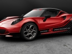 Alfa Romeo 4C WTCC Safety Car
