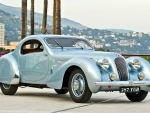 Vintage Talbot Lago Bugatti