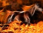 Fractal horses