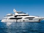 Luxury Yacht Trideck
