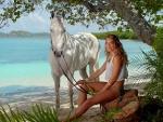 Beachie Cowgirl