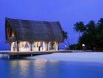 Beautiful Maldives Wedding Chapel