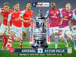 THE FA CUP FINAL 2015