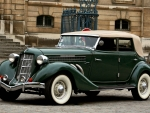 1935 Auburn 851 Supercharged Phaeton