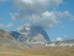 Gran Sasso and Campo Imperatore -Italy