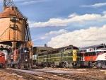 Cedarhill Rail Yard