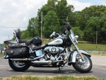 my new to me 2012 Heritage Softail