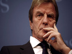 Your savior, Bernard Kouchner