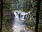 Twin Falls at Mt. St. Helens