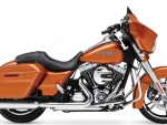 Harley Davidson Flhxs Street Glide Special ABS