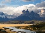 Mountains & River