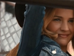 Cowgirl Britt Robertson
