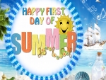Happy Summer!!! :)