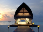 Wedding Chapel - Maldives