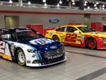 FORD FUSION NASCAR RACE CAR