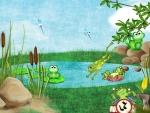 Frog Pond Fun