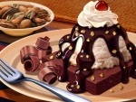 delicous dessert