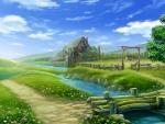 Anime Nature Scenery