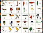Hieroglyph Alphabet