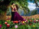 When Love Blooms..