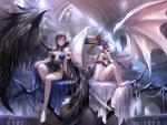Angel & Succubus
