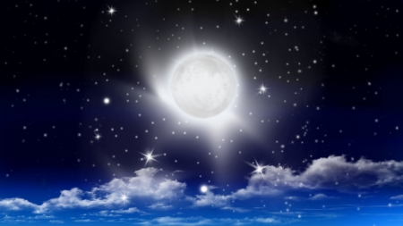 Full Moon Might ~*~ - Sky & Nature Background Wallpapers ...