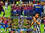 JUVENTUS - FC BARCELONA UEFA CHAMPIONS LEAGUE FINAL 2015