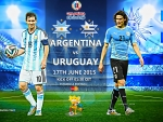 ARGENTINA - URUGUAY COPA AMERICA 2015