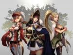 Armor girls