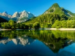 Tha nature of Slovenia