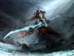 The Iceblade