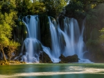 Kravice Falls, Bosnia-Hercegowina