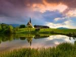 St Nikolaus, Upper Bavaria