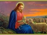 Jesus, good Shepherd
