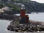 Lighthouse Port of Ischia