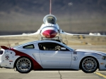 USAF Thunderbirds and Their Mustang