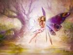 Monarch Fairie