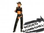 Modern Rodeo Bombshell