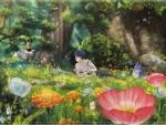 The Ghibli Garden