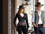 Cowgirl Kate & Castle