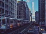 chicago illinois train