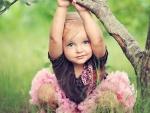Pretty sweet girl