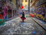Street of childhood