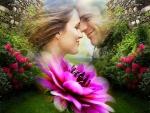 Secret garden of love