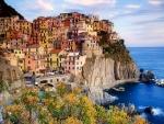 Cinque Terre-Italy