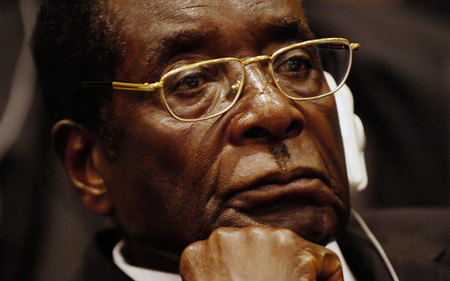 Robert Mugabe, President of Zimbabwe - bad men, dictators, spectacles, glasses, president, very sad, africa, picture, photography, unpopular, other, my bad scores, sadness, politique skz, zimbabwe, not cool, mugabe, sad