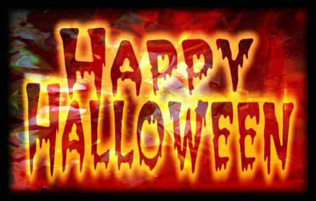 greetings - happy, greetings, halloween, wallpaper