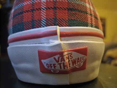 Off The Wall - van, vans off the wall, shoe, awesome, shoes, vans shoes, vans