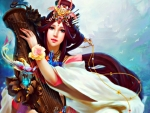 Fantasy girl