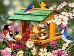 Spring Feast F